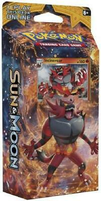 Sun & Moon: Litten Theme Deck (Pokemon) New Pokemon