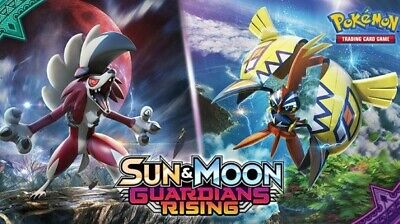 Pokemon cards Guardians Rising /145 Singles up to 50% Discount
