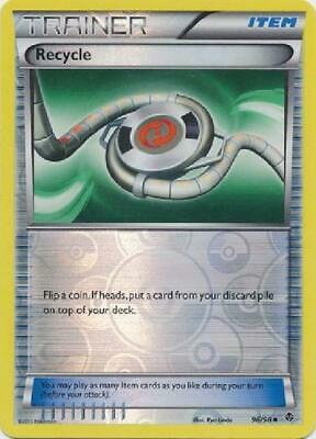 Recycle - 96/98 - Uncommon Reverse Foil new Emerging Powers Pokemon 2B3