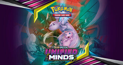 Pokemon cards Unified Minds /236 Single cards/ FREE POST