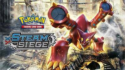 Pokemon cards Steam Siege /114 Single cards up to 50% Discount NEW STOCK!!!