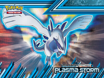 Pokemon cards Plasma Storm /135 Singles up to 50% Discount NEW STOCK ADDED!!!