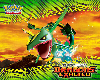 Pokemon cards Dragons Exalted /124 Single cards / FREE POST