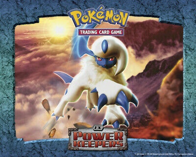 Pokemon cards EX Power Keepers /108 Singles up to 50% Discount NEW STOCK Added