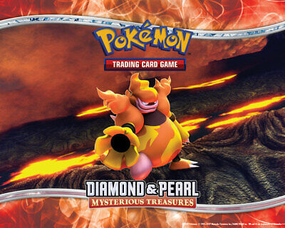 Pokemon cards Mysterious Treasures /123 Single cards up to 50% Discount