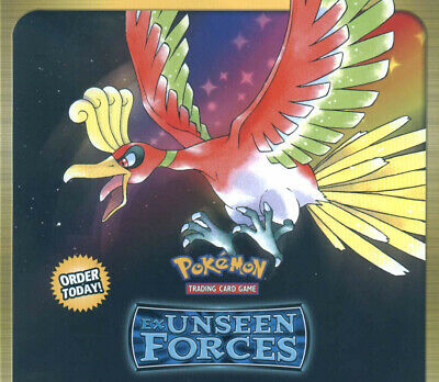 Pokemon cards EX Unseen Forces /115 Singles Choose Your card / New Stock added