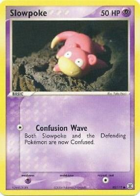 Slowpoke - 80/112 - Common NM FireRed & LeafGreen Pokemon 3DY