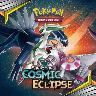 Pokemon 💥COSMIC ECLIPSE 💥Common & Uncommon Cards 💥PACK FRESH 💥