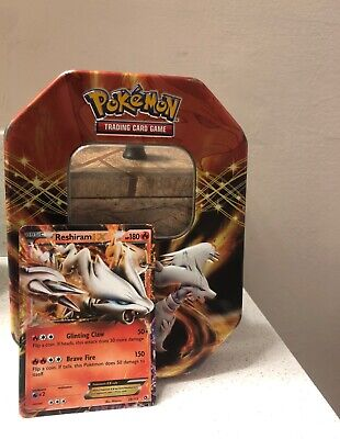 Reshiram EX 29/113 BW Legendary Treasures Ultra Rare Holo Pokemon Card Near Mint