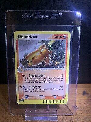 Pokemon EX Dragon Charmeleon 99/97 Secret Rare Holo