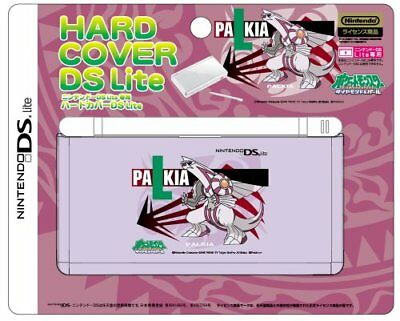 DS Lite Official Pokemon Diamond and Pearl Hard Cover - Palkia
