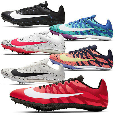100% authentic 0e7f1 7a460 New Nike Zoom Rival S 9 Mens Track   Field Spikes Sprint Racing Shoes