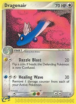 Pokemon - Dragonair - 14/97 - Ex Dragon - Rare - Near Mint