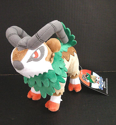 Pokemon XY Plush Doll Gogoat Pokemon Center 18 cm