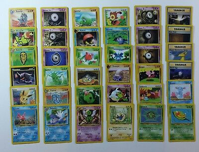 Neo Discovery Pokemon Card /75 - NM - Uncommon Common Trainer - $1 Flat Shipping