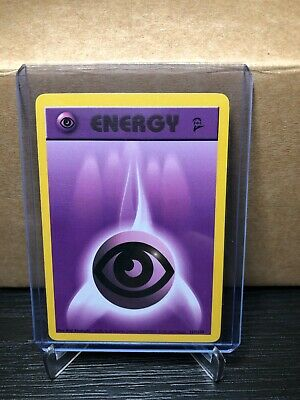 Pokemon Base Set 2 Psychic Energy 129/130 (card #682)