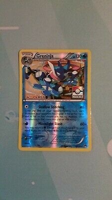 Greninja - 40/122 - XY Breakpoint - Pokemon 4th Place League Promo