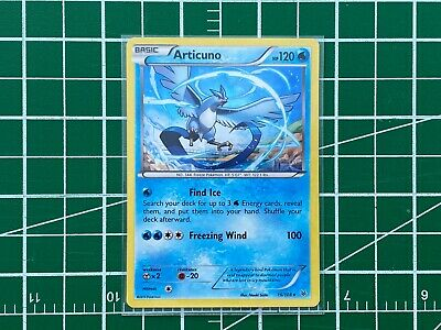 Pokemon XY Roaring Skies - ARTICUNO 16/108 HOLO RARE FRESH FROM PACK NM/M