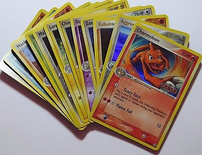 EX POWER KEEPERS - Single HOLO Pokemon Cards (Select your card)
