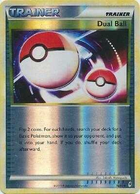 Dual Ball - 78/95 - Uncommon Reverse Foil new Call of Legends Pokemon 2B3