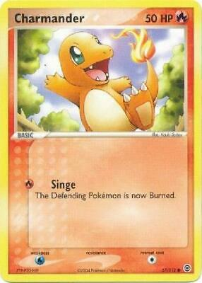 Charmander - 57/112 - Common NM FireRed & LeafGreen Pokemon 2B3