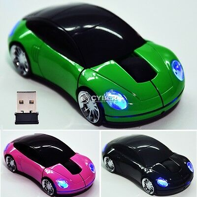Computer mouse 2.4G 3D 1800CPI Optical