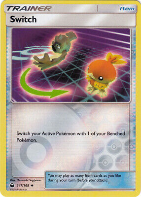 Pokemon Switch 147/168 SM Celestial Storm Uncommon NM-Mint Fast Shipping!
