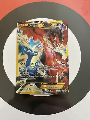 Yveltal EX - Pokemon XY Promos XY150a - (Full Art Ultra Rare)