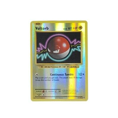 Voltorb 39/108 Pokemon XY Evolutions Reverse Holo Common Pack Fresh N