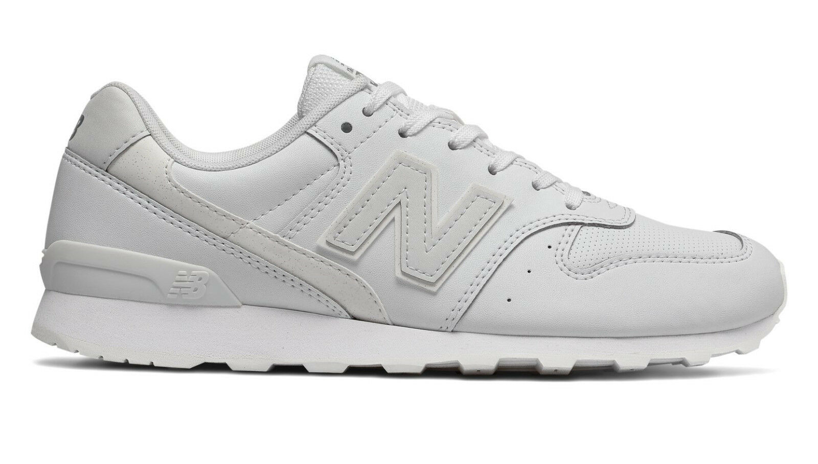 3e110c7266 NEW BALANCE Sneakers donna in pelle bianco WR996SRW Lifestyle Leather white  - mainstreetblytheville.org