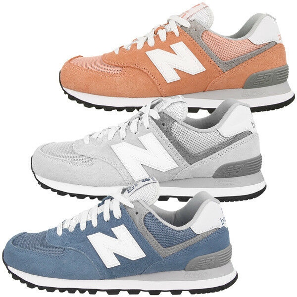 NEW BALANCE WL 574 Sneaker Donna wl574 women CORE PLUS Tempo Libero Scarpe UL ML KL
