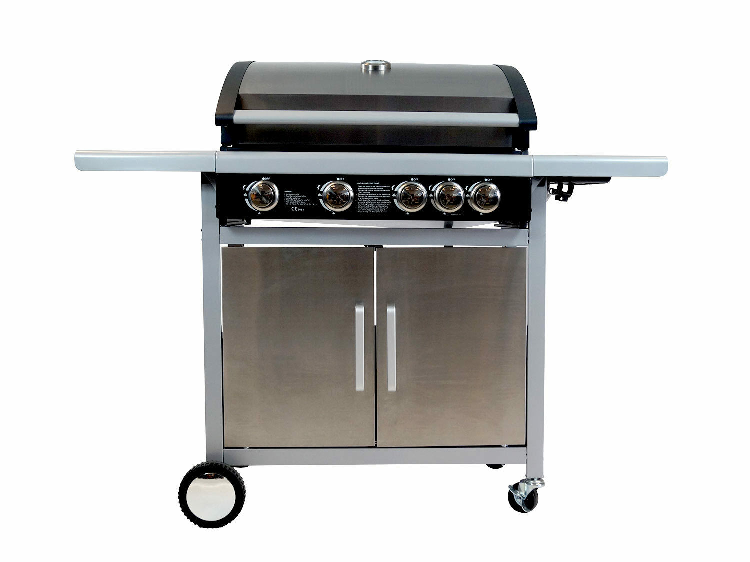 Enders Gasgrill Monroe 3 S Turbo : Enders bbq gasgrill monroe sik turbo gas grill steak