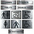 Toilet Signs & Disabled Toilet Signs