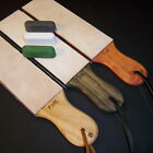 Leather Strop JUMBO handcrafted by StropMan Pick Color & 2 Compounds-get sharp!