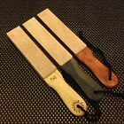 Leather Strop HD COMPACT handcrafted by StropMan Pick Color & 2 Free Compounds!