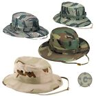 Boonie Hat Camouflage Tiger Stripe Woodland Desert  NEW
