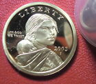 2003-S San Francisco Mint Sacagawea Dollar Proof