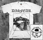 DISFEAR 'Defenders' T shirt Doomriders Victims D-Beat