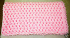 BABY BLANKETS~Hand Crocheted~Washable~Reversible~Colors & Sizes Vary~NEW
