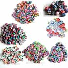 60 Assorted Whoelsale Fimo Polymer Clay Beads 7 Choose