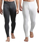 Mens Heat Holders Ski Long Johns All Sizes Charcoal Grey FREE UK SHIPPING