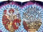 NEW  Grateful Dead 30th Anniversary Tie Dye Premium Rock Band Shirt M L XL 2X