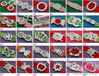 Selections of Acrylic Ribbon Buckle Sliders - Party Invitations & Cards Making