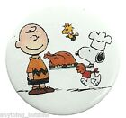 "Thanksgiving ""A Charlie Brown Thanksgiving"" -e- Button or Magnet - YOUR Choice!"