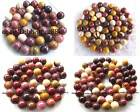 Natural Mustard Stone Round Beads 15'' 3mm 4mm 6mm 8mm 10mm 12mm 14mm