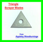 Triangle Carbide Straight Edge Scraper Blade to suit Bahco 625 448 449 Scrapers