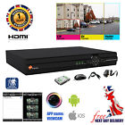 4 Channel Home CCTV Security Camera Home System DVR Recorder Kit UK Supplier