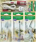 Clover Mini Iron II Choice Of Accessories / Complete Kit Ideal With Bias Makers