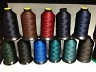 v138 Middleweight Upholstery Leather Thread 1/2 lb spools