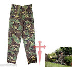 Kids soldier 95 Style DPM camo  trousers childrens  Unisex combat camouflage new